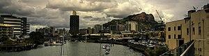 Townsville City, Queensland - Image: Townsville skyline