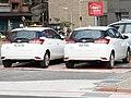 Toyota Yaris RCJ-6150 and RDA-9082 of iRent 20201213.jpg