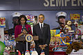 Toys for Tots, President Barack Obama visits Joint Base Anacostia-Bolling 141210-M-XX999-001.jpg