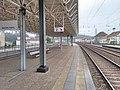 Track 2 towards Lisbon in Albergaria dos Doze train station.jpg