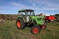 Tractor Deutz D6806, en Honrubia de la Cuesta.jpg