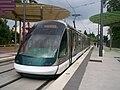 TramStrasbourg lineE Boecklin Terminus.JPG