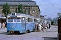 Tram in Gothenburg in 1962 (6082466716).jpg