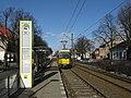 Tram stop Berlin Rosenthaler Str (2010).jpg