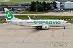 Transavia France, F-HTVA, Boeing 737-8K2 (27852184824).jpg