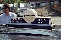 sverigetaxi stockholm åkare