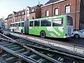 Travaux de la branche vers Vieux-Condé de la ligne B du tramway de Valenciennes en décembre 2012 (091).JPG