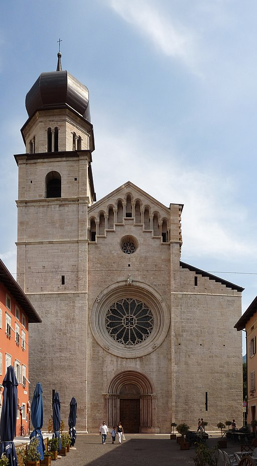 Trento-cathedral-front