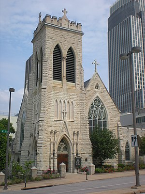 Episcopal Diocese of Nebraska - Trinity Cathedral