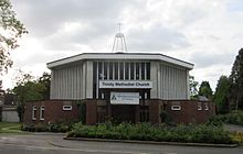 Trinity Methodist Church 1965 Is Now The Main Of That Denomination In Borough