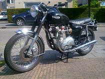 triumph motorfiets wikipedia