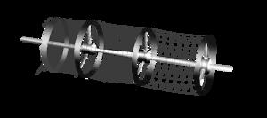 Trommel screen - Figure 1 Trommel screen