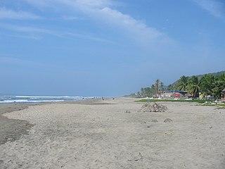 Troncones Village in Guerrero, Mexico