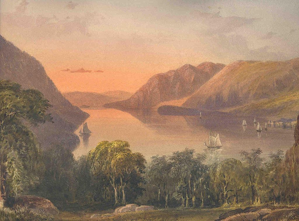 Two views of the river essay