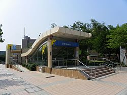 Tucheng City Tucheng Station Exit