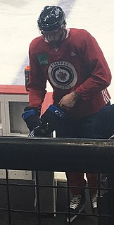 Tucker Poolman professional ice hockey defenseman