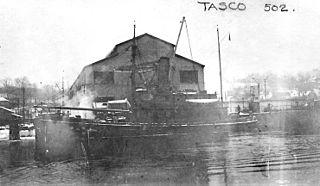 USS <i>Tasco</i> (SP-502)
