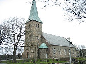 Tune, Norway - Tune Church, Sarpsborg, Norway