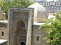 Turbe (Mausoleum) of Shirvanshahs in Baku (36672349580).jpg
