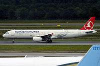 TC-JRO - A321 - Turkish Airlines
