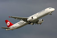 TC-JML - A321 - Turkish Airlines