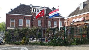 Turks in the Netherlands - A Turkish Foundation in Amsterdam