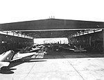 Turner Army Airfield - Beech AT-10 Wichitas undergoing Maintenance Inspection.jpg