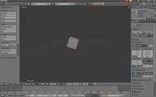 Fichier:Tutoriel Animation 01 Blender.ogv