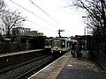 Two trams at Prestwich Metrolink station.jpg