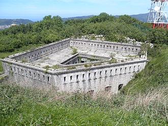 Errenteria - Fortress of Txoritokieta
