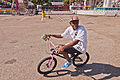 Tyler on his pink BMX (8048750942).jpg