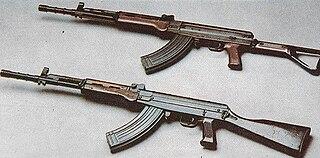 Type 81 assault rifle Assault rifleBattle rifle (CS/LR14 export model) Semi-automatic rifle (NR-81S and other civilian export models)