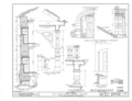 U.S. Arsenal Building, City Park, Little Rock, Pulaski County, AR HABS ARK,60-LIRO,3- (sheet 11 of 12).png