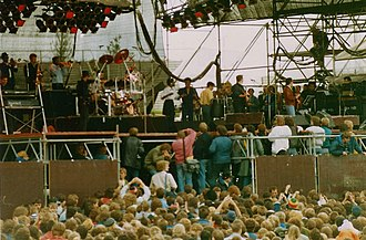 UB40 - UB40 at the Rock AM Ring, Nürburgring, Germany in 1987