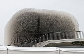 Thomas Heatherwick - UK Pavilion at 2010 Expo, Shanghai