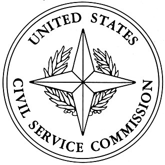Institutional racism - US-CivilServiceCommission-Seal-EO11096