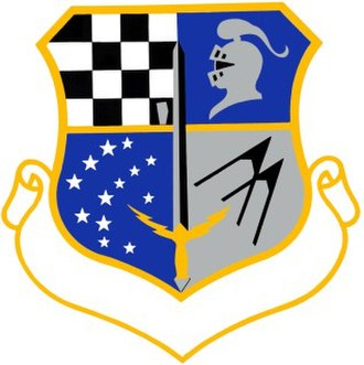 24th Air Division - Image: USAF 24th Air Division Crest