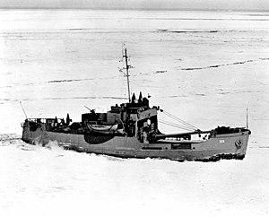 USCGC Basswood (WLB-388) - Image: USCGC Basswood