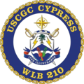 USCGC Cypress (WLB-210) COA.png