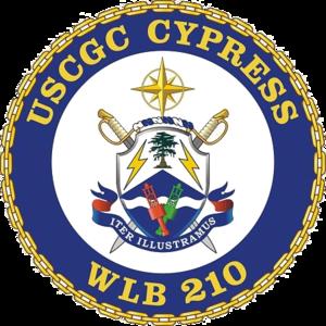 USCGC Cypress (WLB-210) - Image: USCGC Cypress (WLB 210) COA