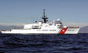 USCGC Tampa WMEC-902