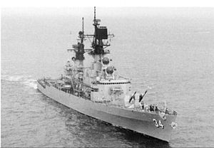 USS Biddle CG-34