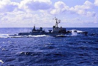 USS <i>Brownson</i> (DD-868) Gearing-class destroyer