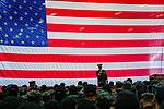 USS John C. Stennis Sailors addressed during all-hands call 150929-N-XX566-018.jpg
