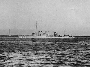 USS Mervine (DD-322)