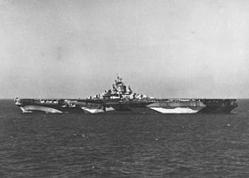 USS Randolph (CV-15) underway in Chesapeake Bay on 12 November 1944 (80-G-287672).jpg