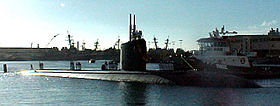 Image illustrative de l'article USS Santa Fe (SSN-763)