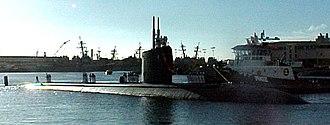 USS Santa Fe (SSN-763) - USS Santa Fe (SSN-763)