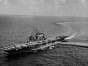 USS Saratoga (CV-3) 1943-44