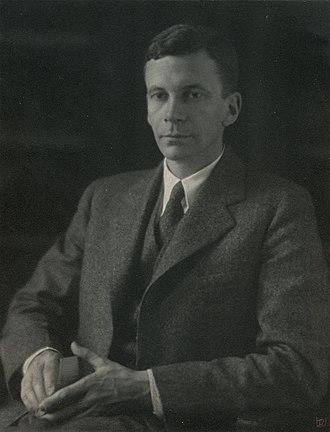 Mark Van Doren - Mark Van Doren in 1920